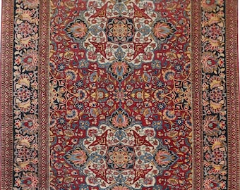 Antique Isfahan 2.10m x 1.38m