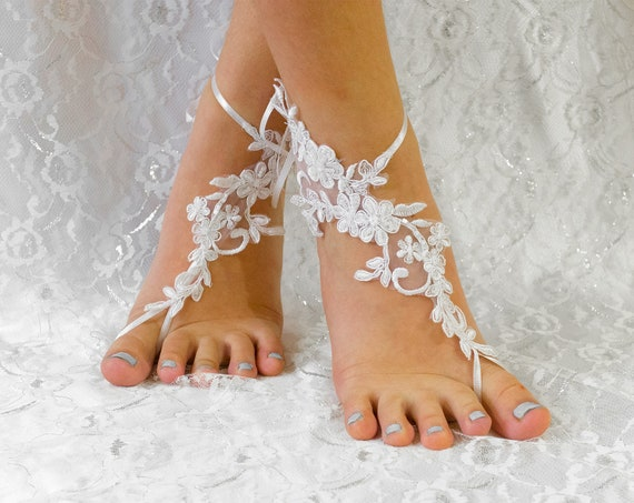 Wedding Shoes White, Coupon Code Free Shipping, wedding lace shoes, bridesmade gift, beach shoes