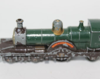 Duke of Connaught Models From Yesteryear Made in England by Lesney Die Cast No 14 4-2-2 3065 Vintage