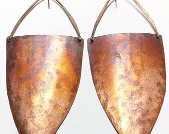 Copper Shield Eargear