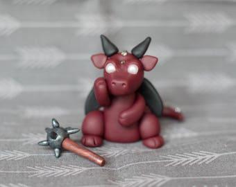 Midieval Dragon