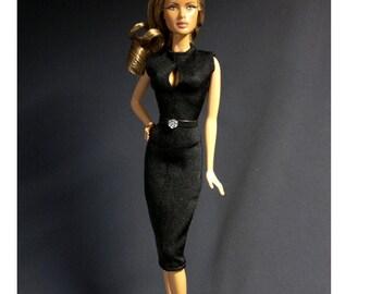 Dolls dress for Fashion royalty,,Silkstone,All barbie doll- No.970