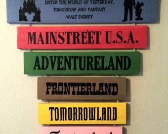 Disney Sign