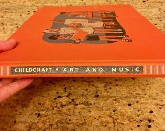 Enfant de 1945 d'artisanat Art et musique