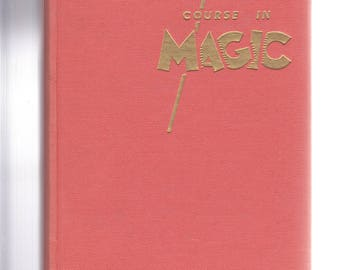 SHIPS in a BOX The Tarbell Course in Magic Volume 3 1971 Hardcover