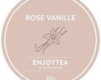ROSE vanilla 50g