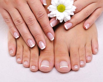 Beauty Salon Spa Poster - 4 Size Options - Nails/Manicure/Make-up/Massage/Tanning (5)