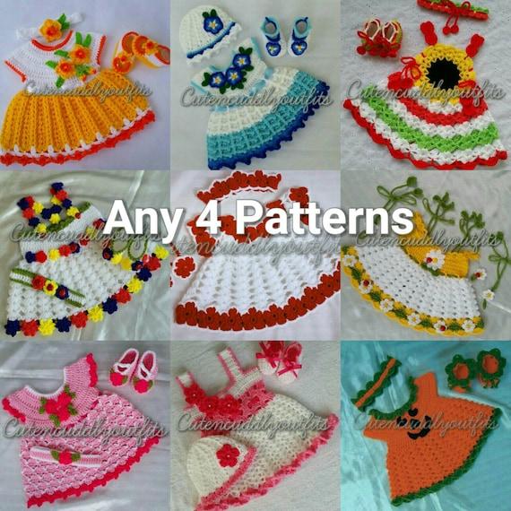 Crochet patrones Crochet patrones sistemas del bebé del