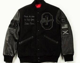 Ovo varsity jacket