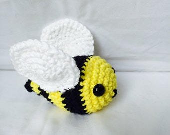 Bumble Bee Stuffed Animal Crochet