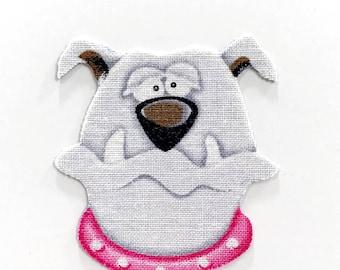 BULLDOG, DOG, MAGNET, Dog Lover Gift, Pet Lover Gifts, Dog Magnet, Puppy Magnet, Adorable Puppy, Puppies, Pooch, Unique Gifts, Locker