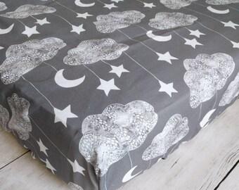Night Sky Crib Sheet