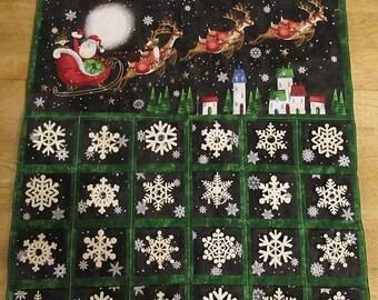 Christmas Advent Calendar - Snowflake a Day Countdown