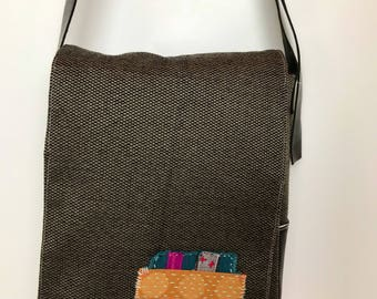 Clarice- small crossbody bag