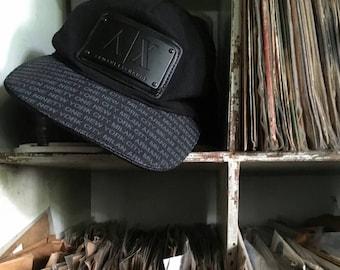 90s A|X Armani Exchange Strapback Hat