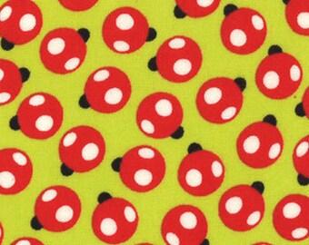 Oops A Daisy Ladybugs  for Moda