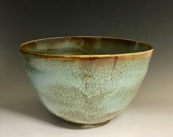 Large Ceramic Serving Bowl Handmade Bowl  18-3