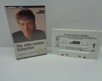 John Lennon The John Lennon Collection Cassette