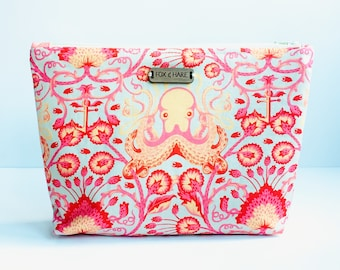 Octopus Love- The Lucy Bag