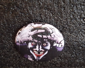 "DC's Joker - pinback button 2.25"""