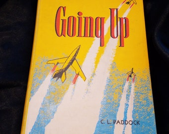 Going Up ** 1950s adolescent character building story book
