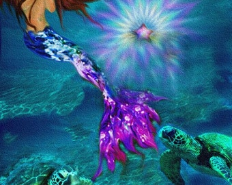 Star (Mermaid Card Line)