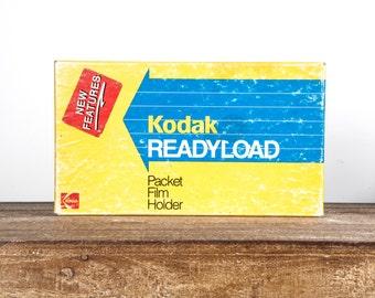 Kodak Readyload Pack Film Holder