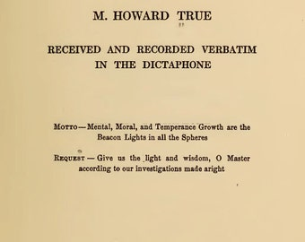 4 ebooks on Spirits and Spiritulism written at the start of the 20th century. pdf digital download all four for just 49p
