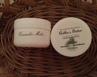 Shea Butter, Organic, Unrefined