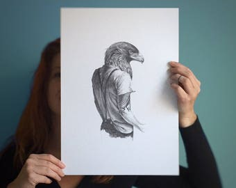 Therianthrope Eagle