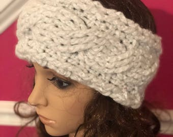 Super soft ear warmer headband