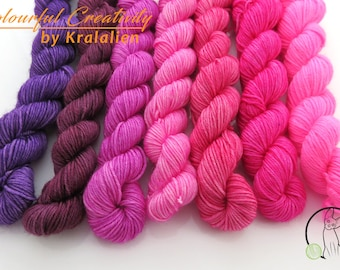 Pre-order: Fairy Dreams -  Colourful Smooth Sock Set