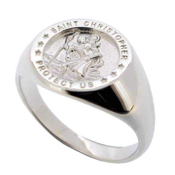 Mens Sovereign Rings Personalised