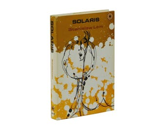 Solaris ~ STANISLAW LEM ~ First American Edition ~ 1st Printing 1970