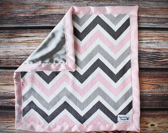 Satin Blanket, Satin Woobie, Satin Lovie, sensory blanket, soft blanket, Baby Blanket, Small Blanket, Gift for Baby