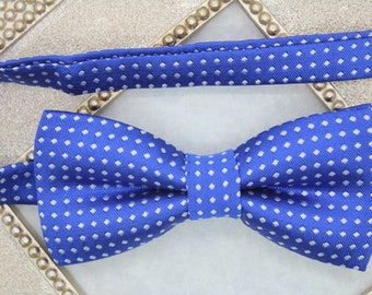 Royal blue bow ties, boys bow ties, baby boy bow tie, toddler bow tie, boy  blue bow tie, toddler blue bowtie, youth bow tie