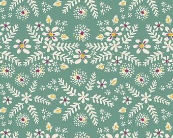 Art Gallery Fabrics Garden Dreamer Flower Waltz