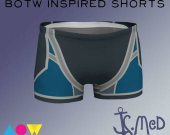 Zelda BOTW Inspired Link Shorts