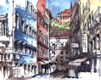 Rua do Regedor