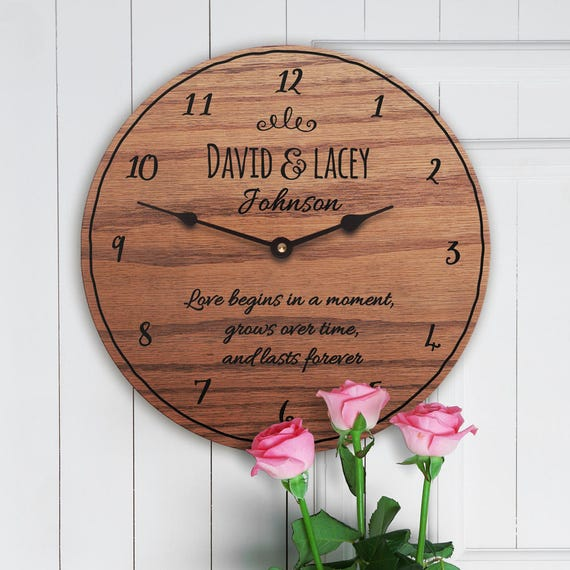 5 Wedding Anniversary Gifts: 5th Anniversary Gifts With Poem Gift For 5th Anniversary