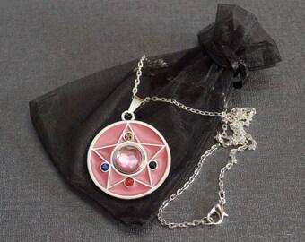 Sailor Moon Magical Girl necklace – Sailor Senshi – Sailor Soldier – Sailor Scout jewellery / jewelry – cosplay prop