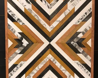 Custom Wood Artwork 31.5x25.5