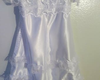Handmade Baby blessing dress