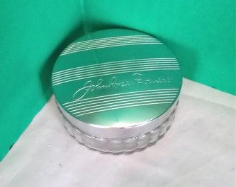 John Roberts Powers Dresser Vanity Jar