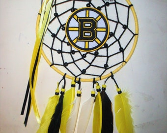Boston Bruins Dreamcatcher