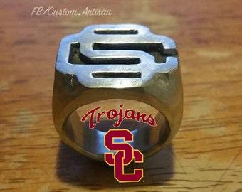 USC Trojans Ring - ANTIQUE