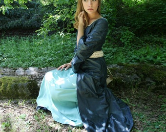 Wendy Leather Medieval dress