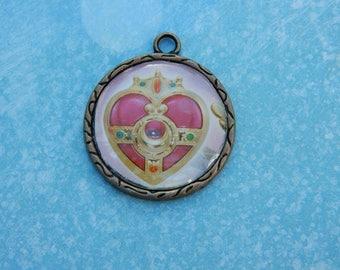 Sailor Moon: Cosmic Heart Compact Pendant