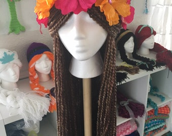 Crochet Princess hat, character hat