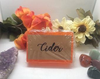 Cider Soap
